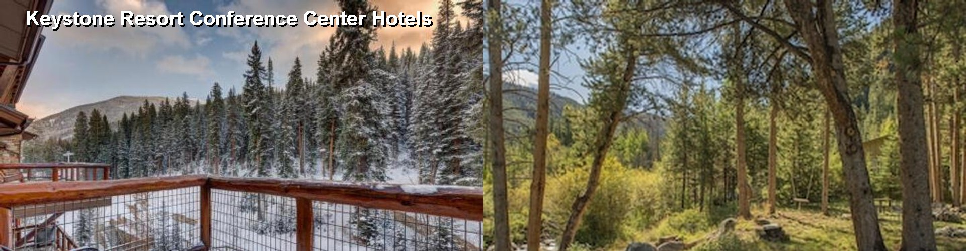 5 Best Hotels near Keystone Resort Conference Center
