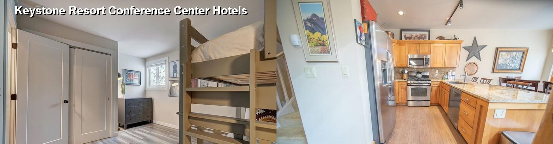 5 Best Hotels Near Keystone Resort Conference Center