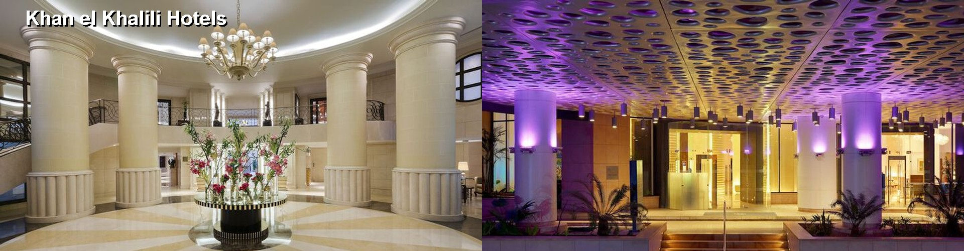 BEST Hotels Near Khan el Khalili in Cairo