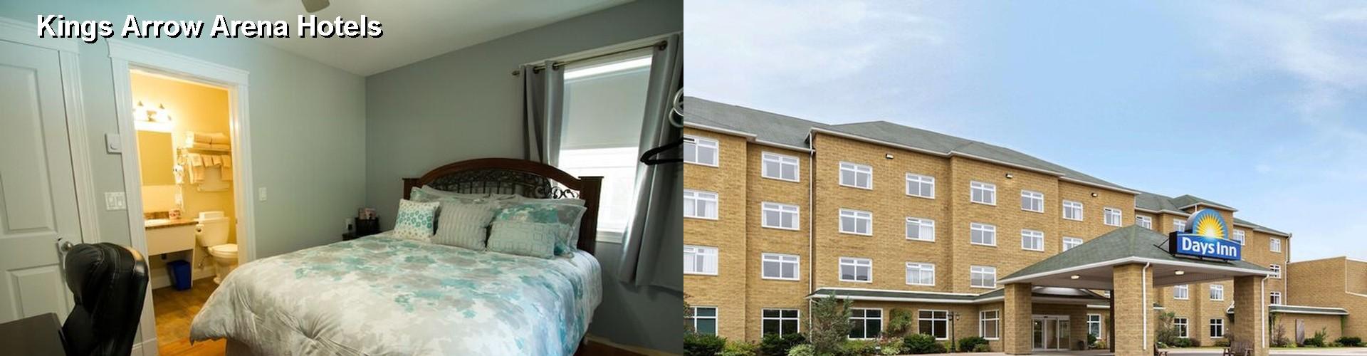 5 Best Hotels Near Kings Arrow Arena