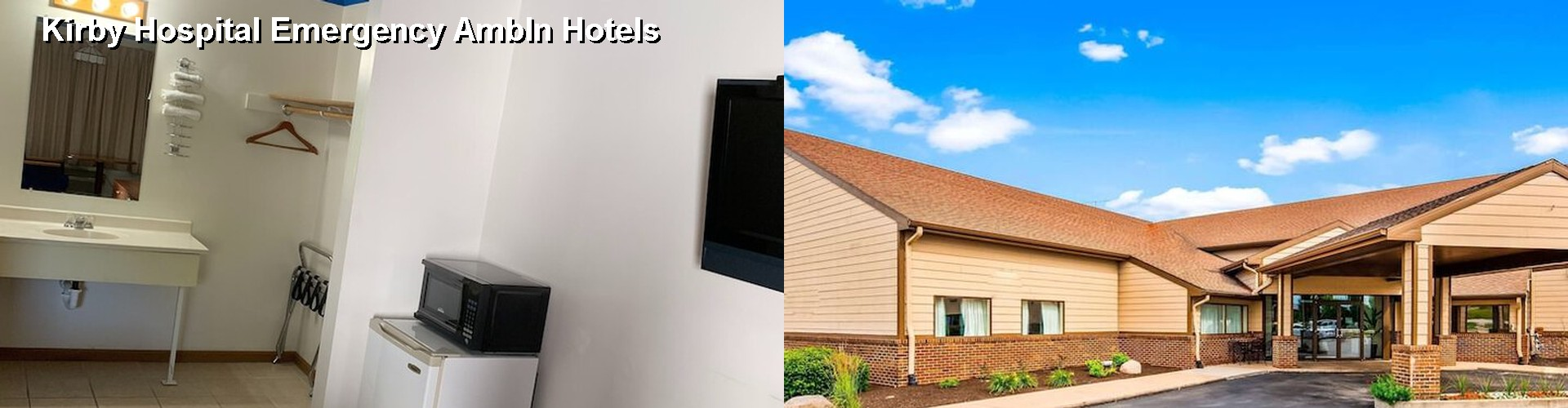 5 Best Hotels near Kirby Hospital Emergency Ambln