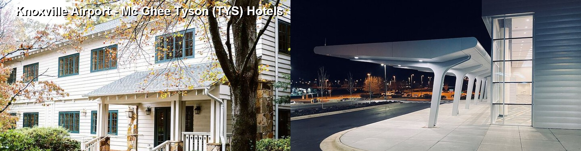 5 Best Hotels Near Knoxville Airport Mc Ghee Tyson Tys