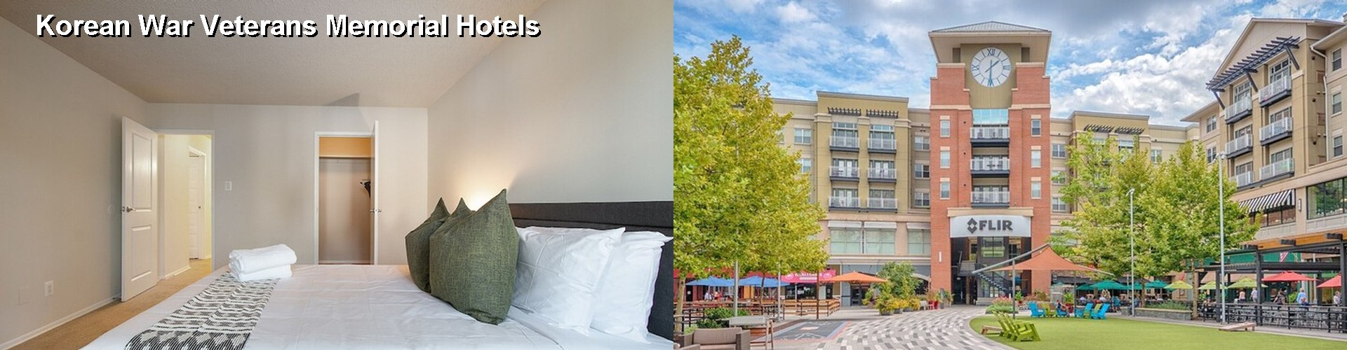 5 Best Hotels near Korean War Veterans Memorial