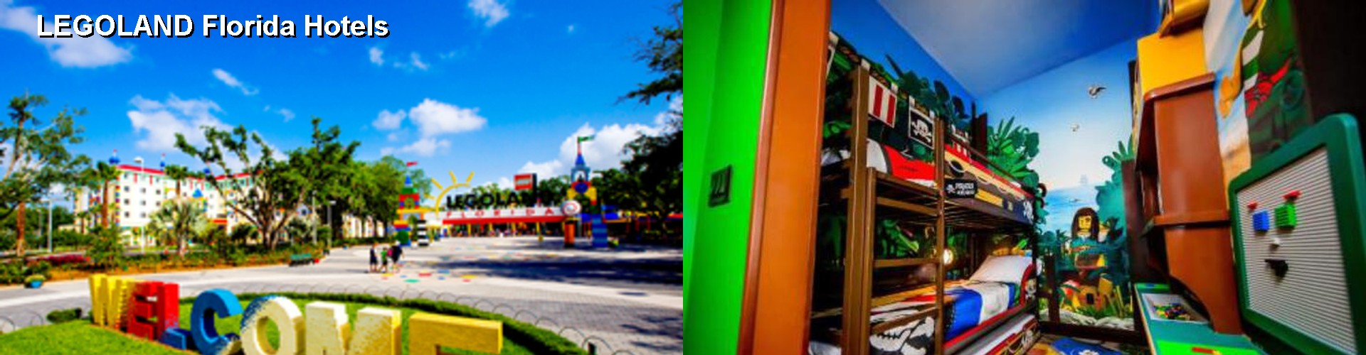 3 Best Hotels Near Legoland Florida
