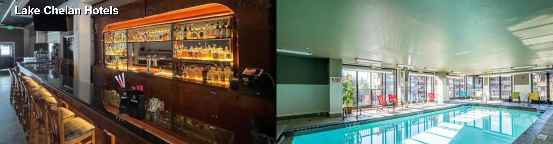 2 Best Hotels Near Lake Chelan