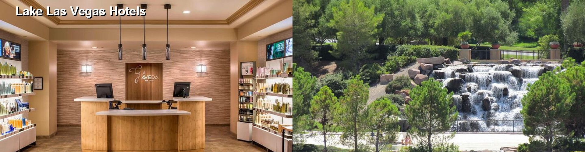 5 Best Hotels near Lake Las Vegas