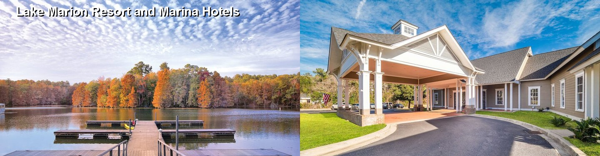 4 Best Hotels near Lake Marion Resort and Marina