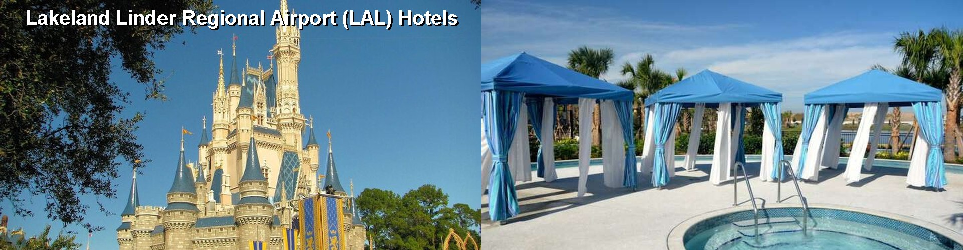 5 Best Hotels near Lakeland Linder Regional Airport (LAL)