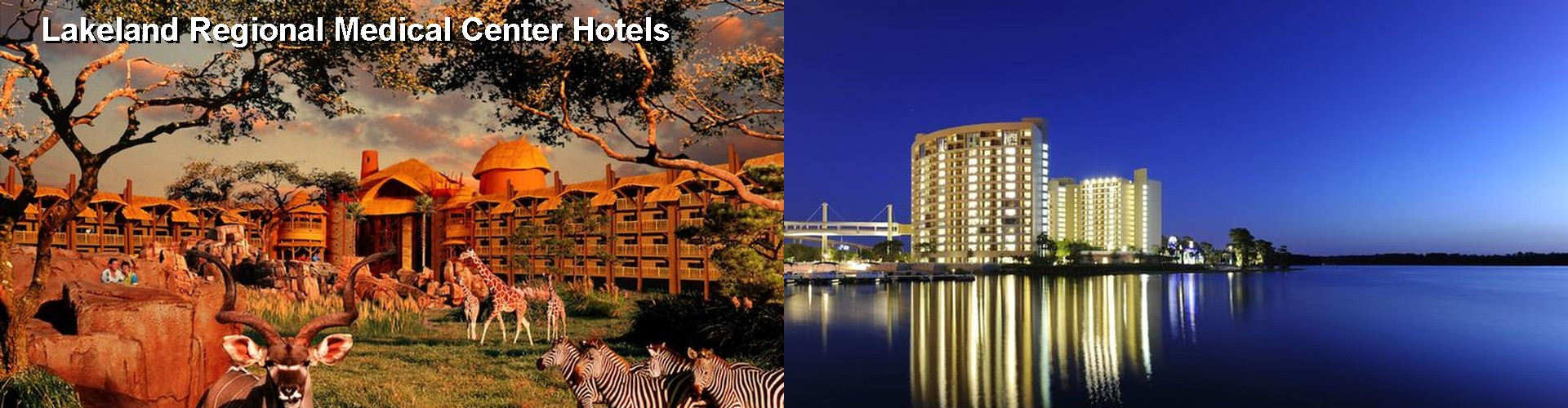 5 Best Hotels near Lakeland Regional Medical Center