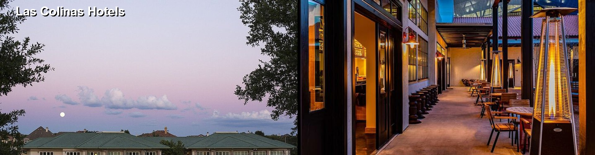 5 Best Hotels near Las Colinas