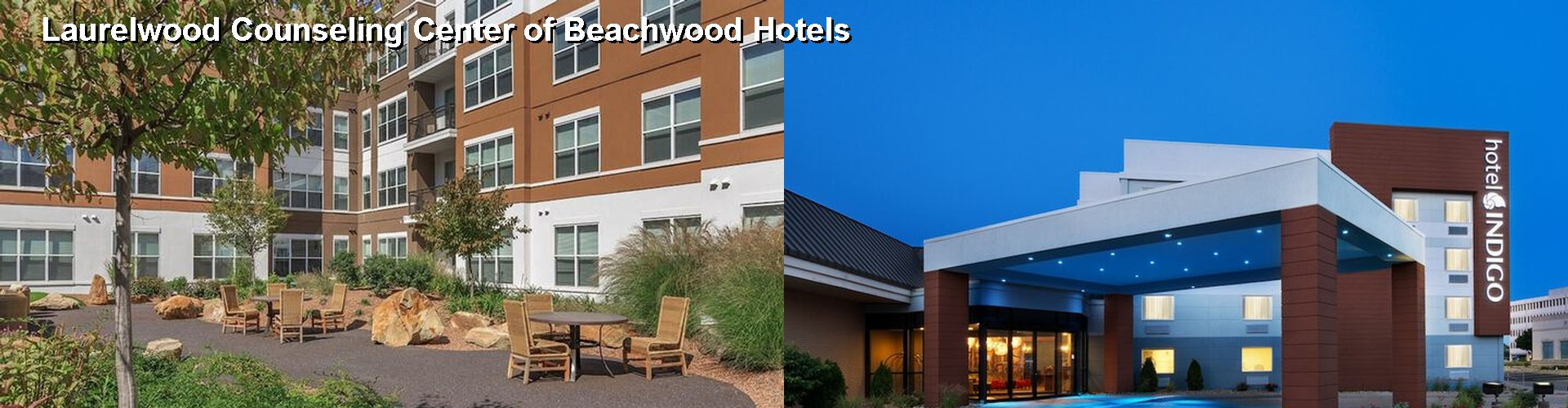 5 Best Hotels near Laurelwood Counseling Center of Beachwood