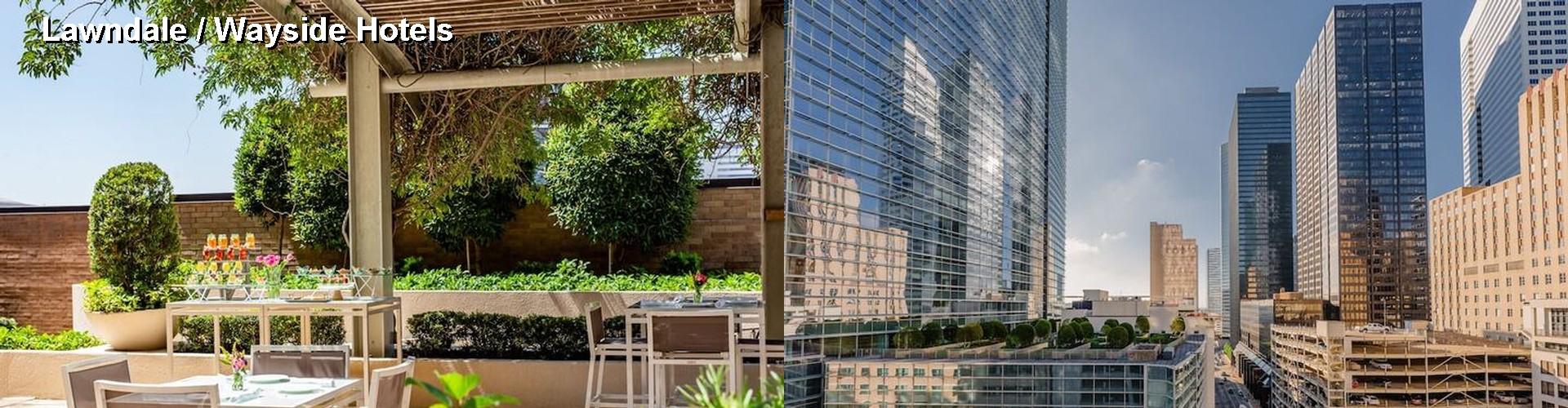 $43+ Hotels Near Lawndale / Wayside in Houston (TX)