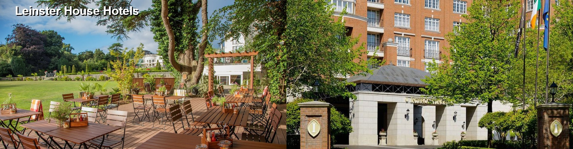 5 Best Hotels near Leinster House