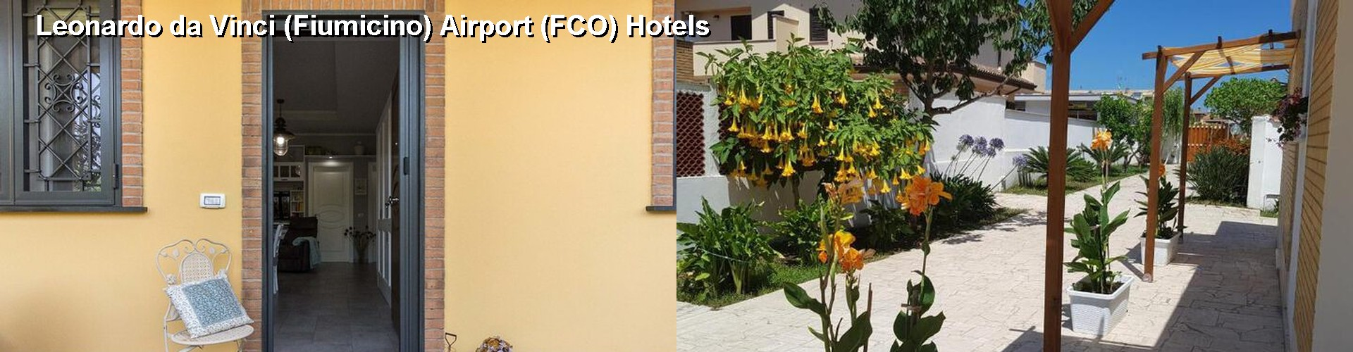 Hotels Near Fco Airport Rome