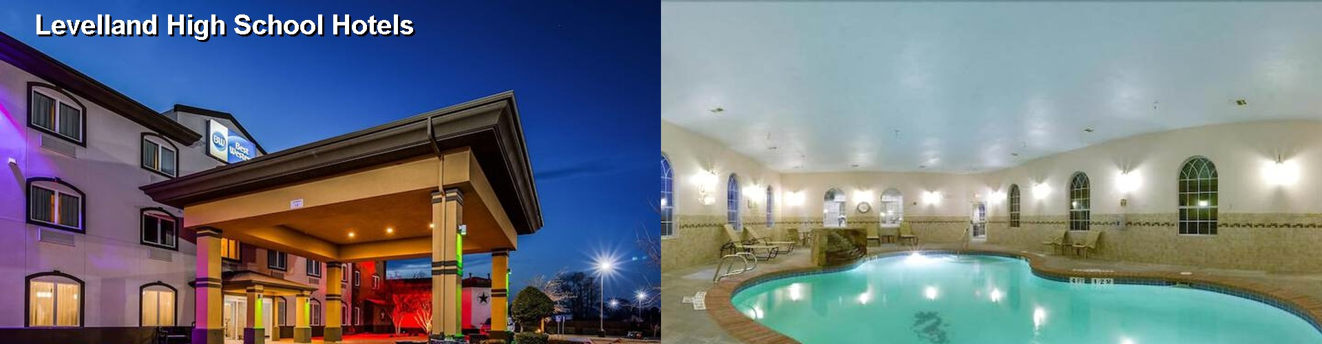5 Best Hotels near Levelland High School