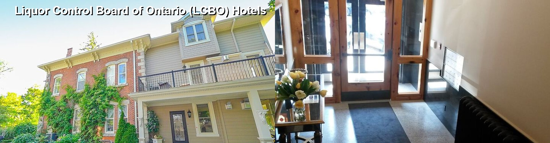 5 Best Hotels near Liquor Control Board of Ontario (LCBO)