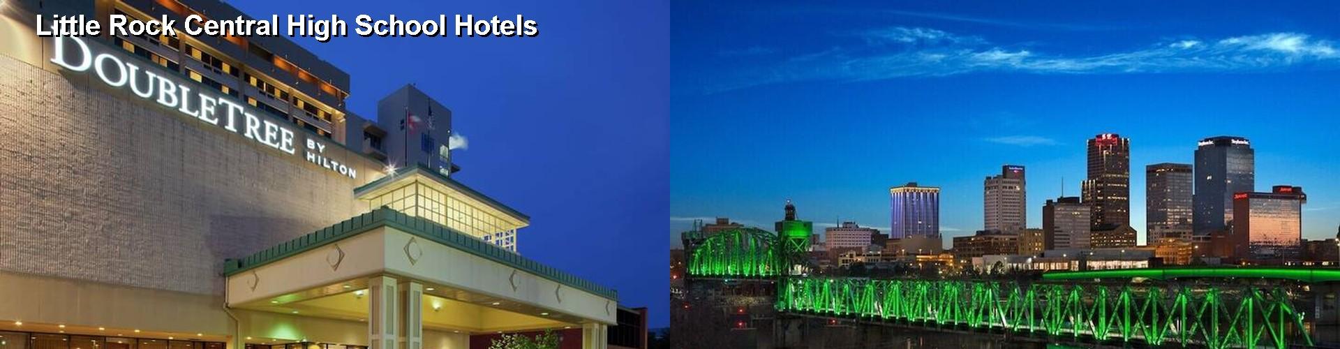 5 Best Hotels Near Little Rock Central High School