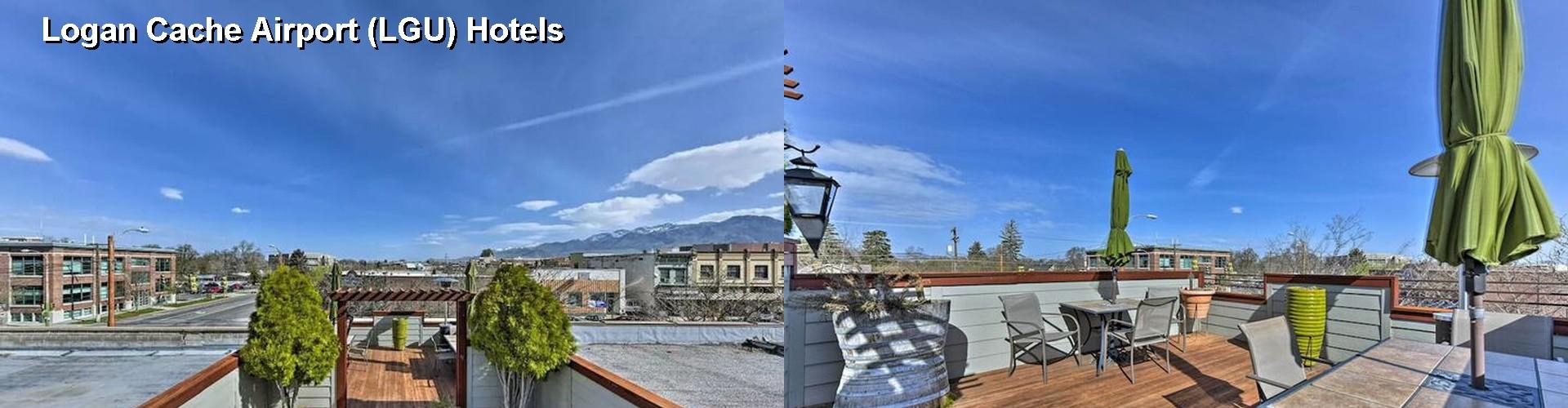 5 Best Hotels Near Logan Cache Airport Lgu