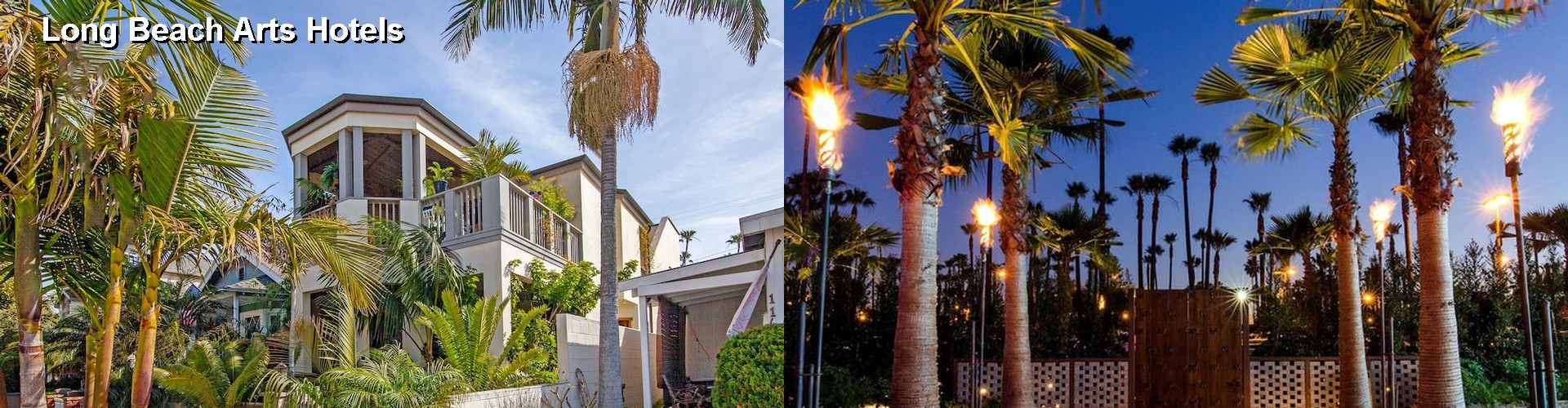 5 Best Hotels near Long Beach Arts