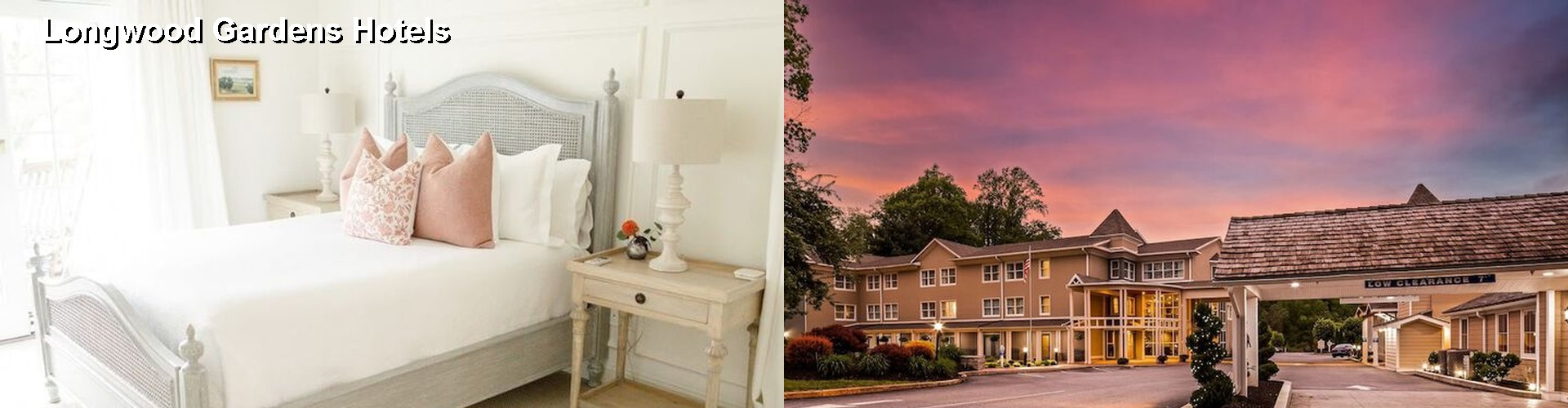 $54+ Hotels Near Longwood Gardens in Kennett Square (PA)