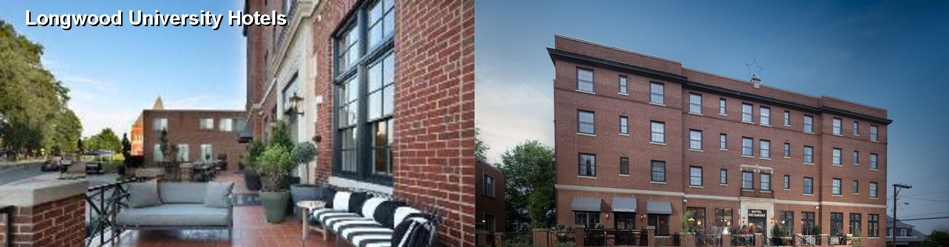4 Best Hotels Near Longwood University