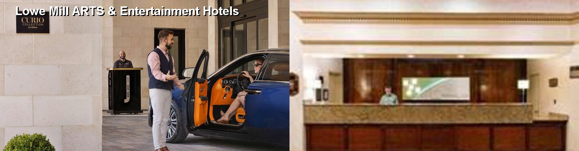 5 Best Hotels near Lowe Mill ARTS & Entertainment