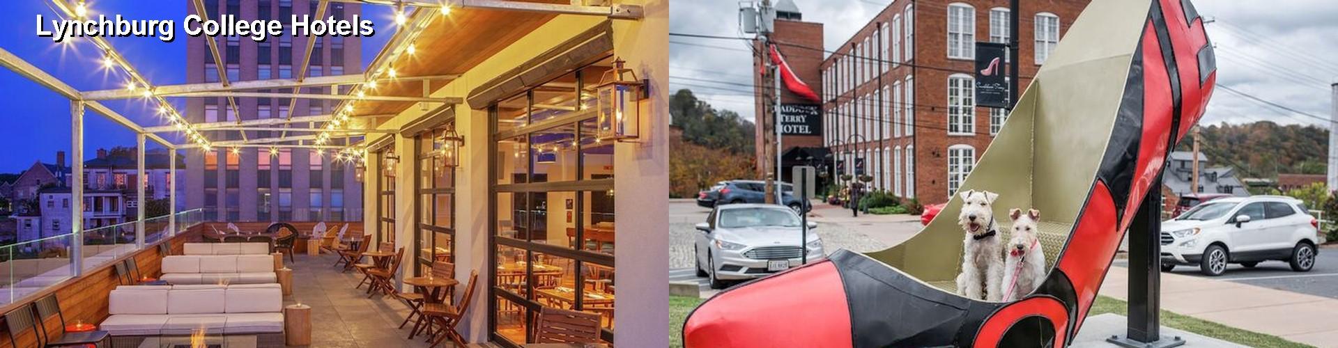 5 Best Hotels Near Lynchburg College