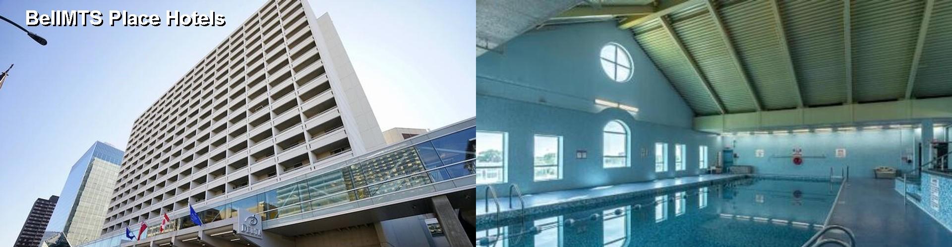 MTS Centre  BEST WESTERN PLUS Downtown Winnipeg