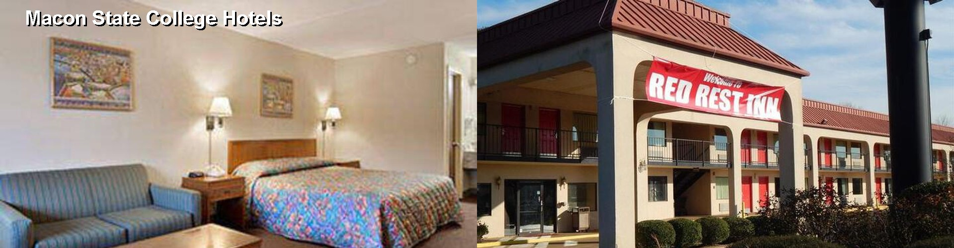 5 Best Hotels near Macon State College