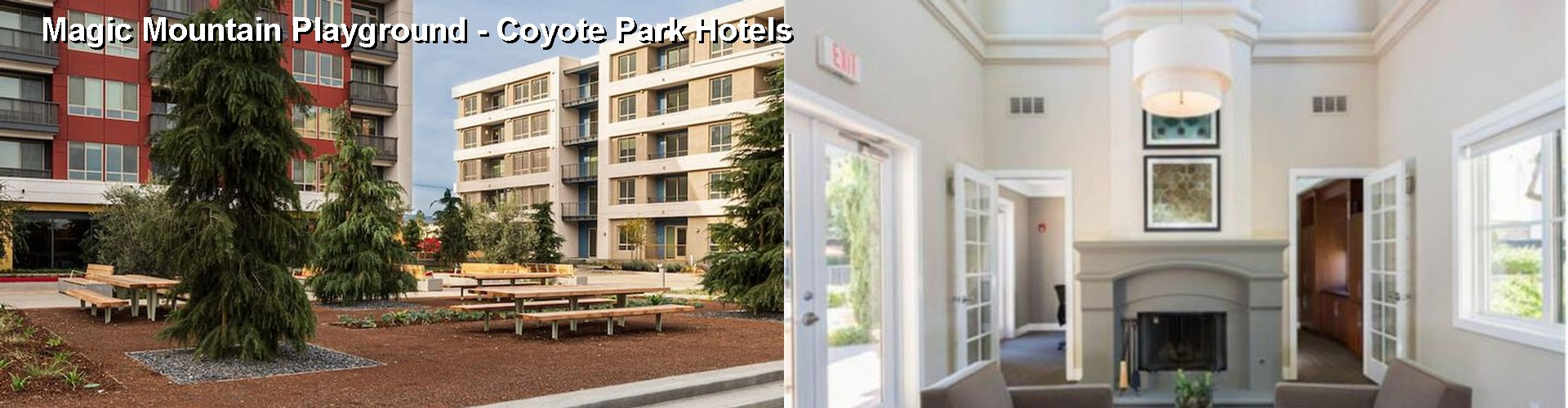 5 Best Hotels Near Magic Mountain Playground Coyote Park