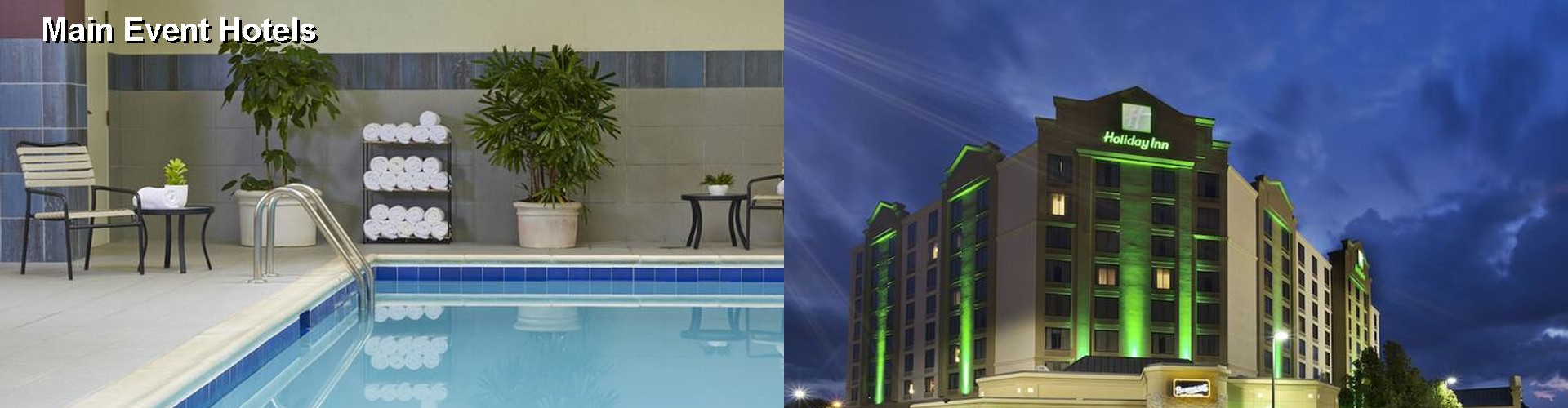 Hotels Near Main Event In Hoffman Estates Il