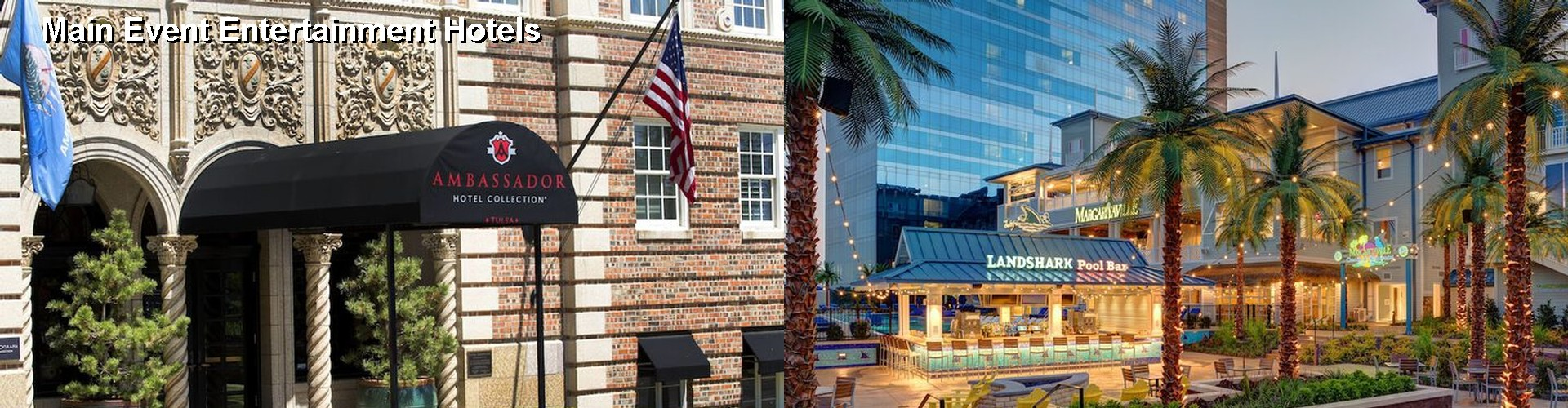 5 Best Hotels near Main Event Entertainment
