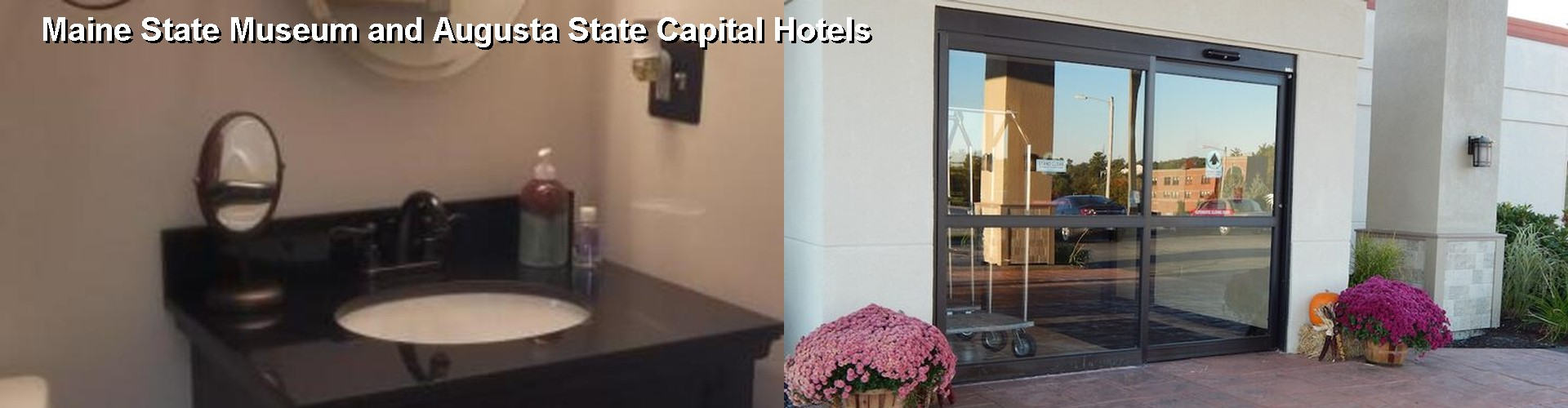 5 Best Hotels Near Maine State Museum And Augusta Capital
