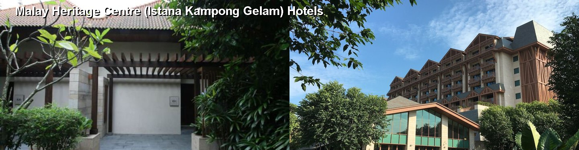 5 Best Hotels near Malay Heritage Centre (Istana Kampong Gelam)