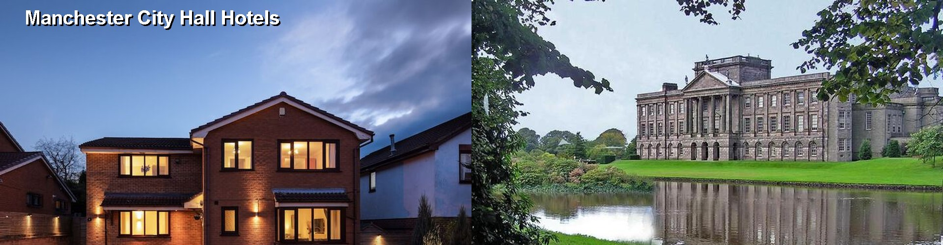 5 Best Hotels near Manchester City Hall