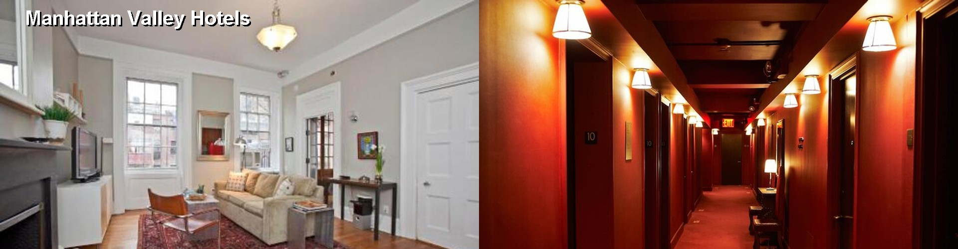 5 Best Hotels near Manhattan Valley