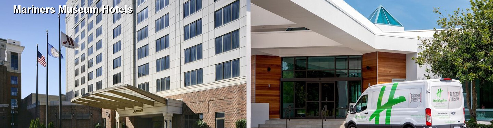 2 Best Hotels near Mariners Museum