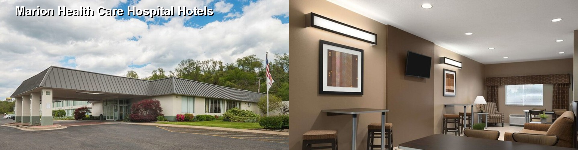 5 Best Hotels near Marion Health Care Hospital