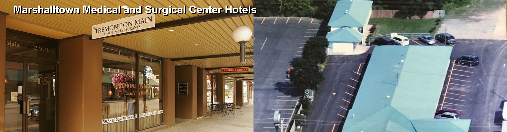 5 Best Hotels near Marshalltown Medical and Surgical Center