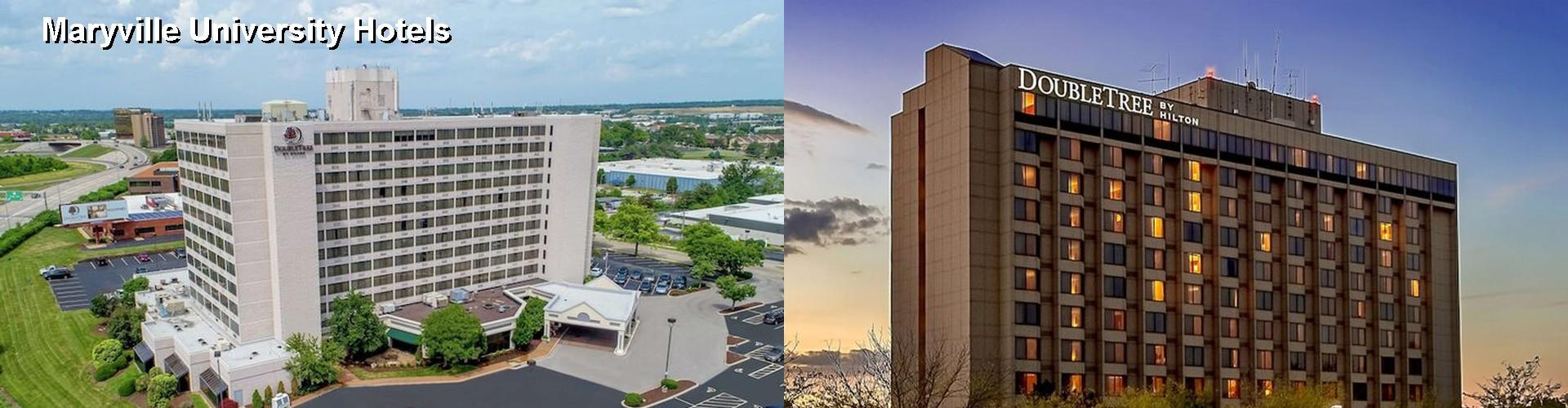 5 Best Hotels Near Maryville University