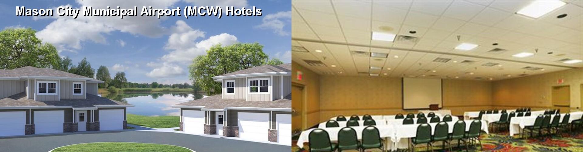 5 Best Hotels Near Mason City Munil Airport Mcw