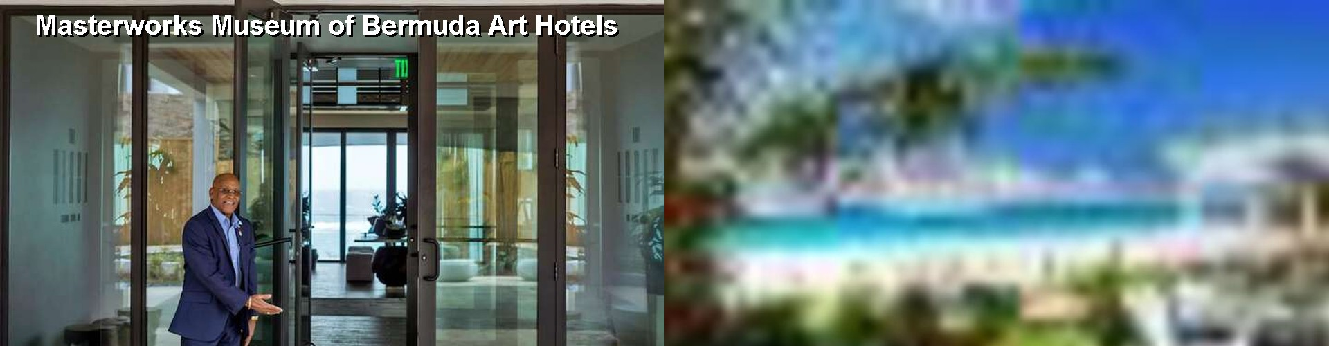 5 Best Hotels near Masterworks Museum of Bermuda Art