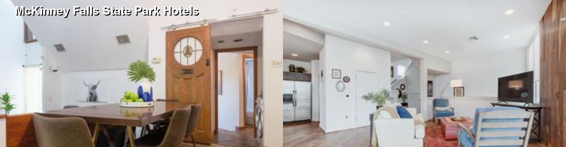 Hotels Near Mckinney Falls State Park In Austin Tx