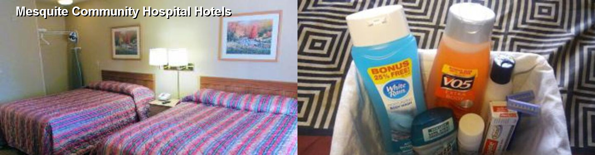 4 Best Hotels near Mesquite Community Hospital