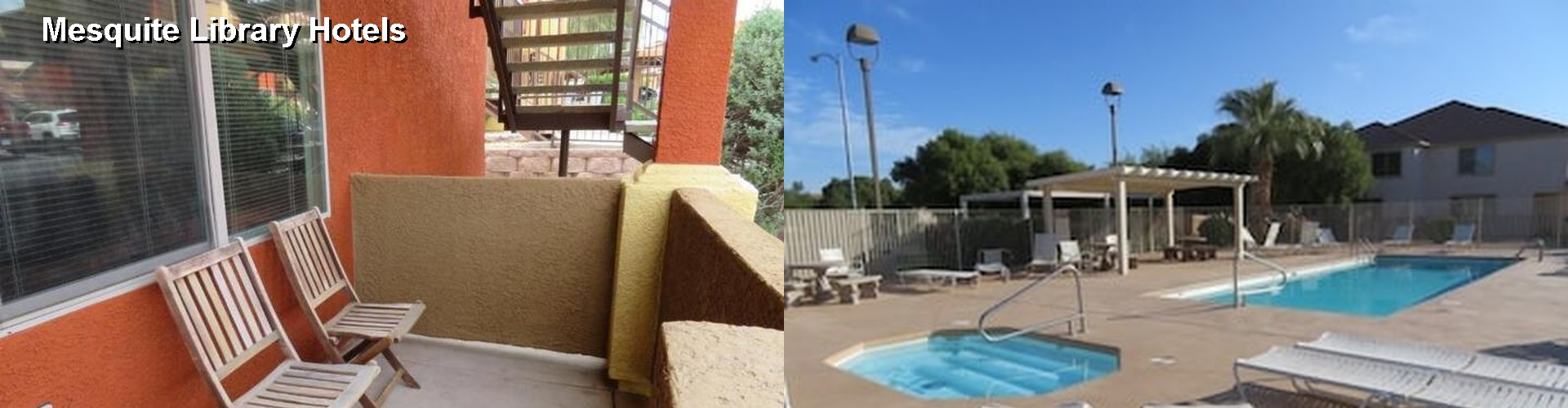 5 Best Hotels near Mesquite Library