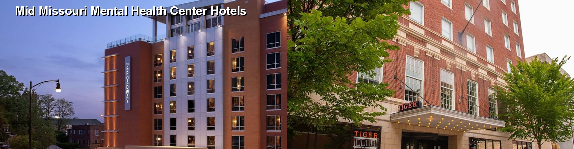 5 Best Hotels near Mid Missouri Mental Health Center