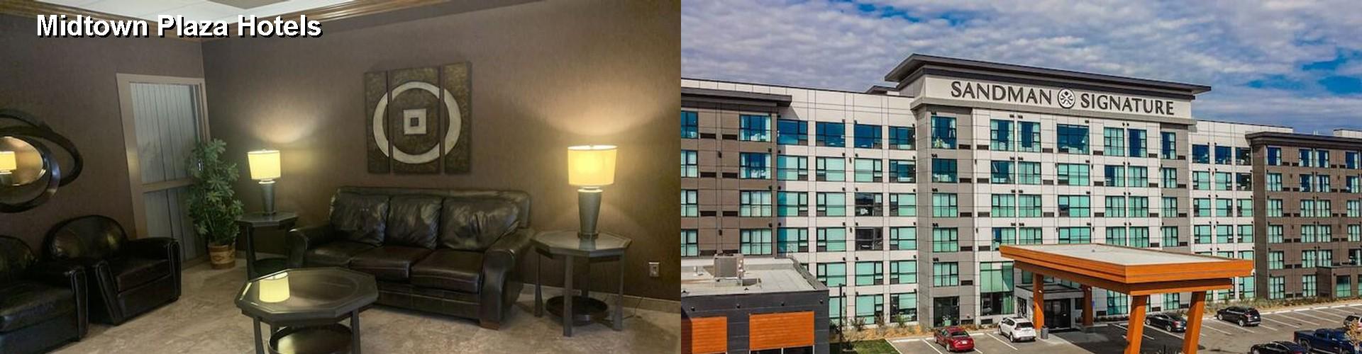 5 Best Hotels Near Midtown Plaza