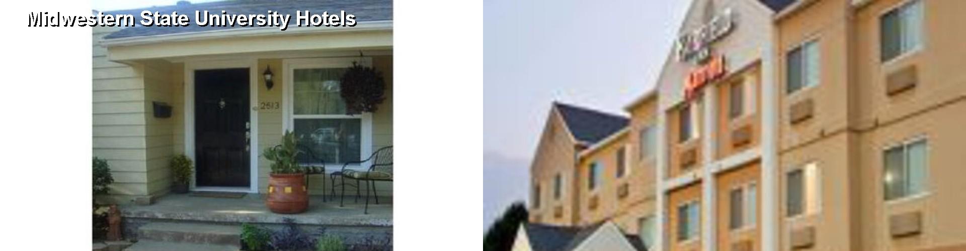 Hotels Close To Wichita State University