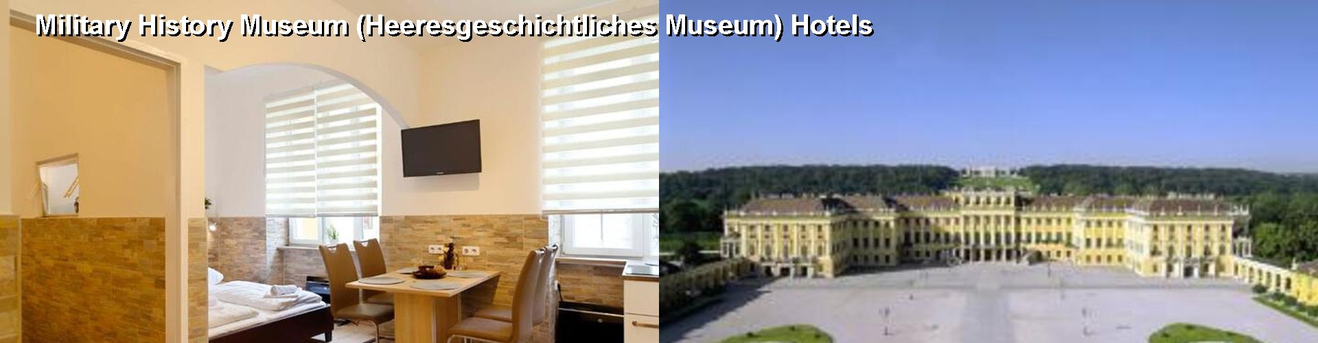 5 Best Hotels near Military History Museum (Heeresgeschichtliches Museum)