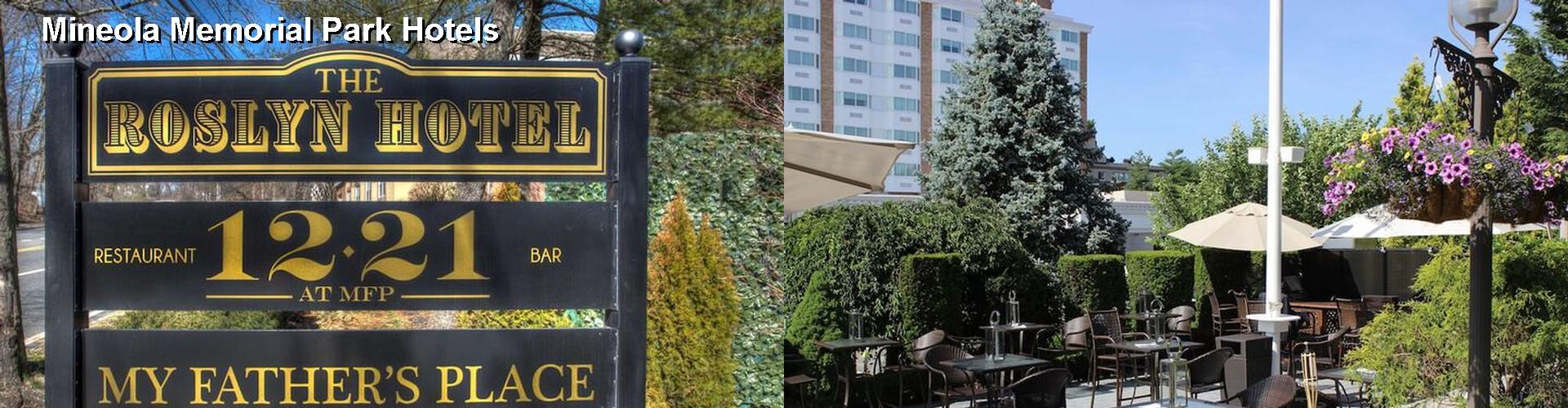 5 Best Hotels Near Mineola Memorial Park